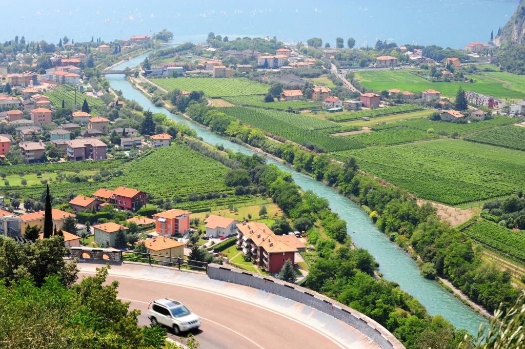 Gardasjön, Italien